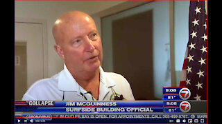 Surfside Building Official Claims No Warning of Imminent Collapse