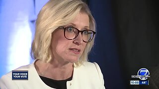 Denver mayoral candidate Jamie Giellis talks about final push before runoff election