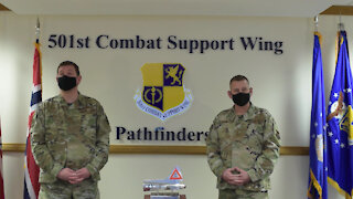 501st Combat Support Wing Annual Awards