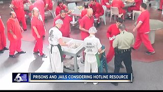 Prisons and jails begin implementing Idaho Suicide Prevention Hotline PSAs