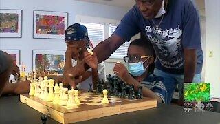 Delray Beach man bringing community together through chess