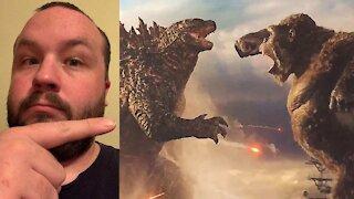 Godzilla vs. Kong Trailer Reaction/Review
