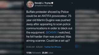 Reaction to President Trump's tweet