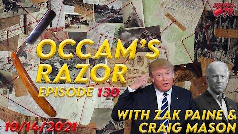 Occam's Razor ep. 130 with Zak Paine & Craig Mason