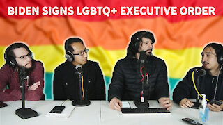 Our Thoughts On Biden's LGBTQ+ Executive Order