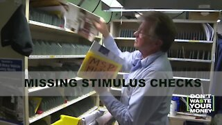 Missing $600 Stimulus Checks