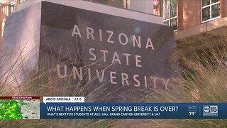 How coronavirus is affecting Arizona universities