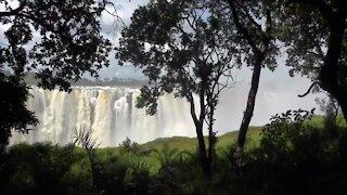 Amazing Victoria Falls Scenery