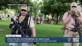 Political extremism in Arizona