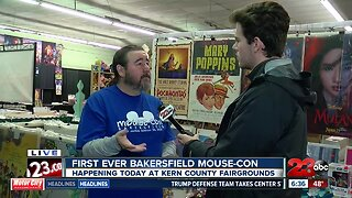 1st annual Mouse-Con will take place at Kern County Fairgrounds