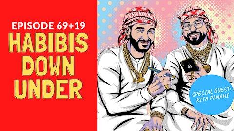 Habibis Down Under: A Conversation with Rita Panahi (88 aka 69+19) | Habibi Power Hour [PREVIEW]