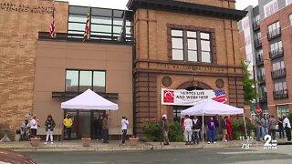 Baltimore non-profit hosts Major League Movie Night to raise money for homeless veterans
