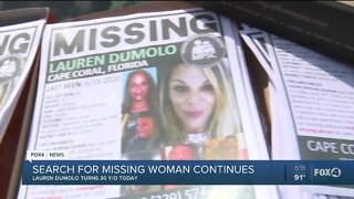 The search for Missing Cape Coral woman continues