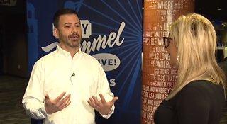 'Jimmy Kimmel Live!' first show in Las Vegas