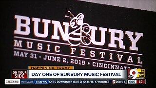 Bunbury Music Festival starts Friday