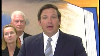 Gov. DeSantis orders security review following hacked 2016 election