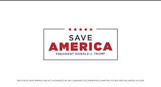 Watch Trump's EXCLUSIVE new video Aug. 19