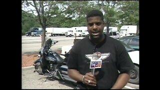 A 9/11 Survivor's Harley Ride (August 25th, 2003)