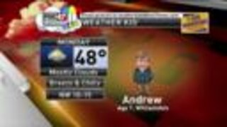 Weather Kid - Andrew
