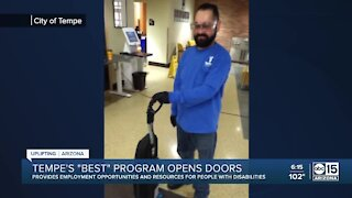 Tempe program helping lessen unemployment gap for people with disabilities