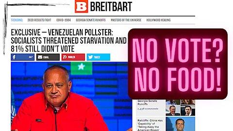 NO VOTE, NO FOOD!!!