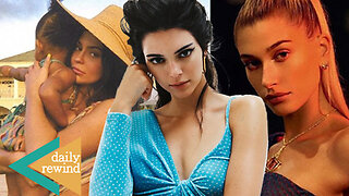 Kendall Jenner, Kylie Jenner & Hailey Bieber All CLAP BACK At HATERS On Social Media! | DR