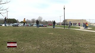 Green Bay Mayor comments on backlash from election day lines
