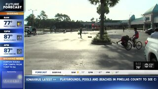 Curfew in Tampa overnight after protests