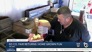 Smaller San Diego County Fair returns at Del Mar Fairgrounds
