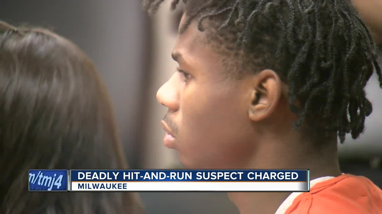 Daetwan Robinson charged in hit-and-run crash that killed two sisters