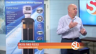 Check this out - fix your bad water problems with H2O Concepts!