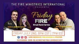 Friday Fire Virtual Church Service (Armageddon)