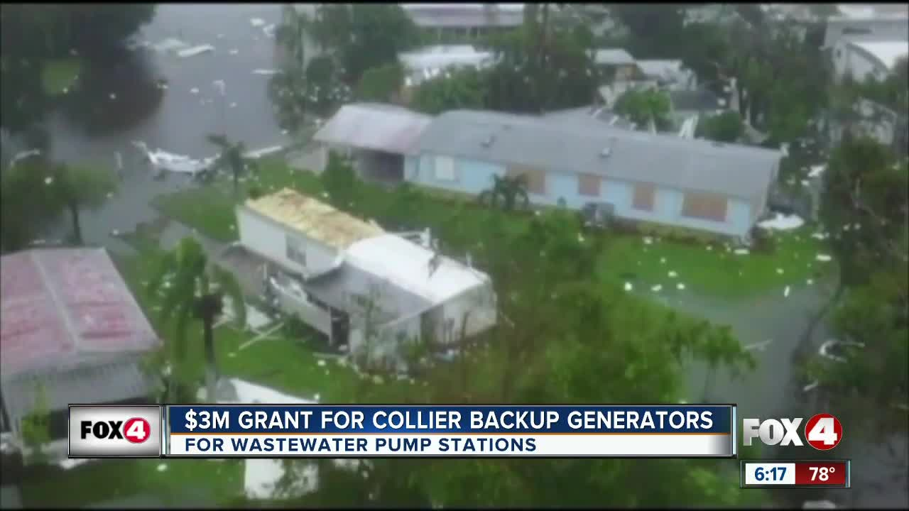 Collier County receives $3 million grant