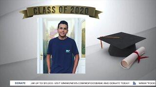 Class of 2020: Joshua D. Cisneros
