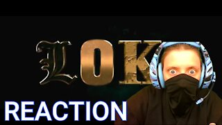 """First Time Loki Trailer Reaction """"We Are Comics"""""""