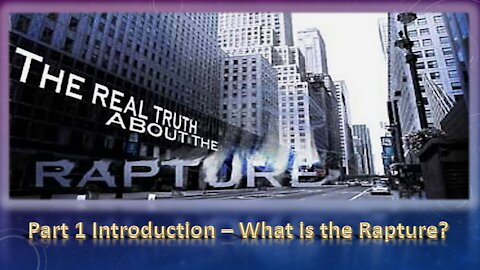 What is the Rapture of the Church
