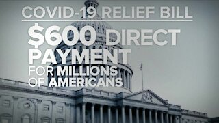What could the stimulus relief package look like for you?