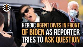 Exclusive Interview With President Biden's Secret Service Agent