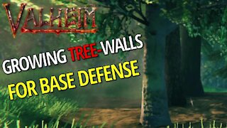 All About Trees (Defense, Growth Times, Seed Drops) - Valheim