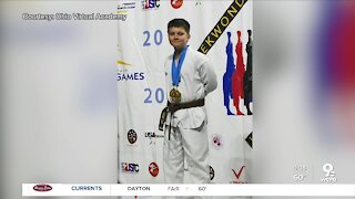 Teen martial artist from Hamilton hopes to inspire others and compete in Paralympics