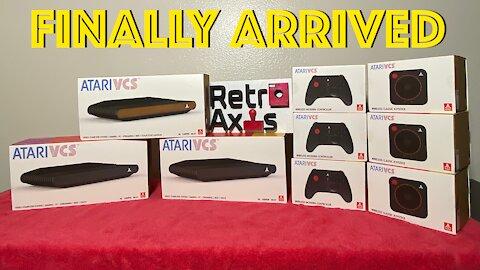 Atari VCS arrived... do I even care?