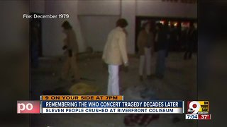 Remembering The Who concert tragedy decades later