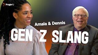 Dennis Prager and Amala Ekpunobi break down Gen Z slang