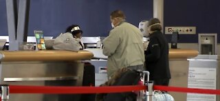 TSA Reports record air travel on March 28 amid pandemic