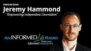 Jeremy Hammond, investigative journalist