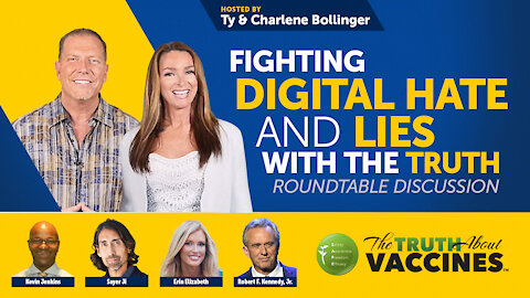 Fighting Digital Hate and Lies with the TRUTH Roundtable Discussion