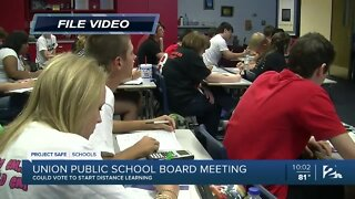 Union Public Schools denies motion to conduct distance learning this fall