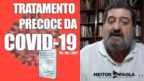 TRATAMENTO PRECOCE DA COVID - 20 / 05 / 2021