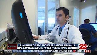 Prostate cancer run/walk