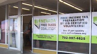 Free 'Tax Prep Days' held in Las Vegas